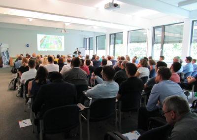 Vortrag der Firma viconstruct